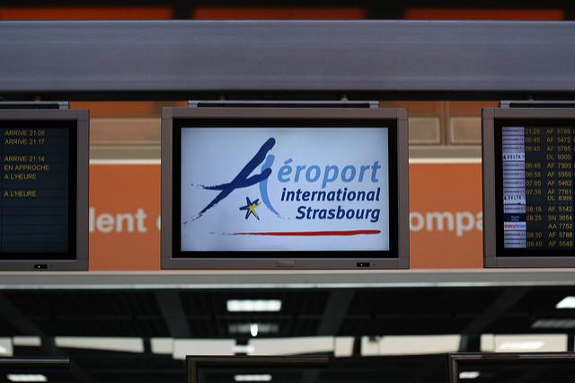 VTC à l'Aéroport de Strasbourg - transfert avec chauffeur privé