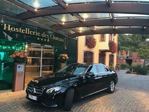 Transport Haut-de-gamme en véhicule de luxe en Alsace