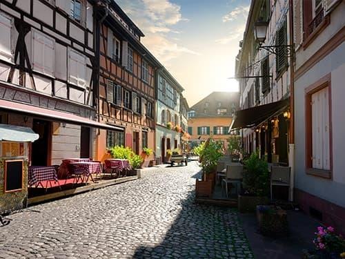Tourisme à Strasbourg et en Alsace avec chauffeur privé